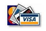 major credit card logo