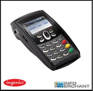 Infomerchant Ingenico Et930 Terminal Credit Card Terminals
