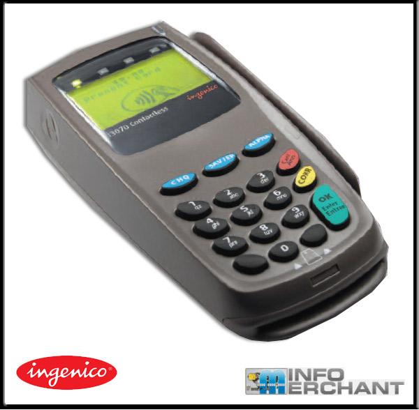 Infomerchant Ingenico I3070 Contactless Terminal