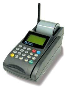 Wireless Merchant Services Wireless Card Terminal